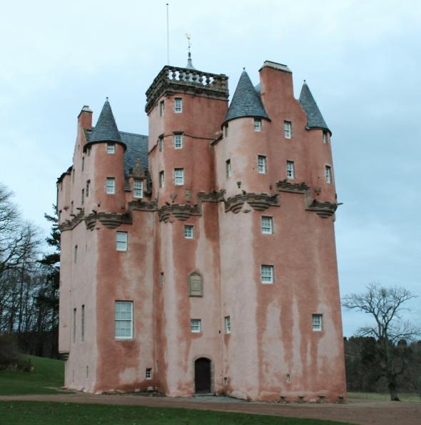 Craigievar - The Pink Castle