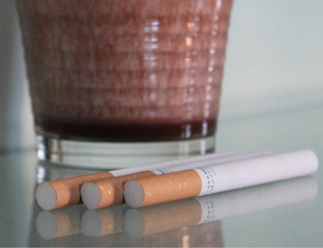 Cigarettes & Chocolate Milk - Cropped