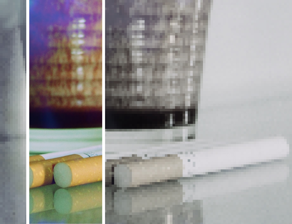 Cigarettes & Chocolate Milk - Fei