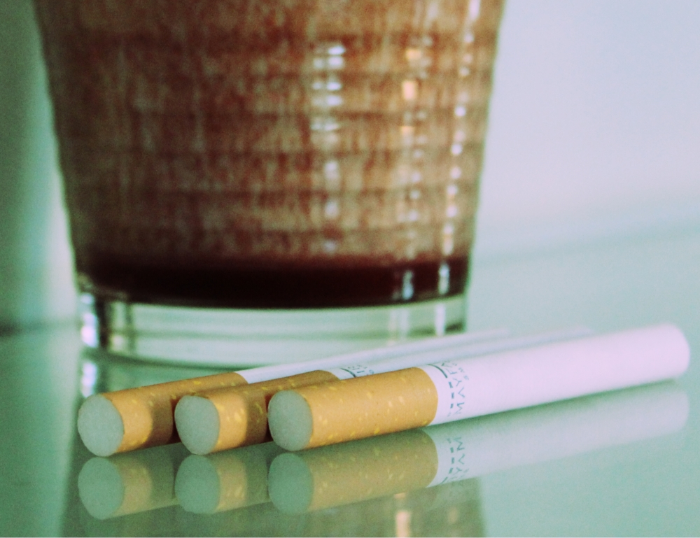 Cigarettes & Chocolate Milk - Greg