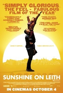 While the Chief, puts sunshine on Leith