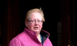 SCAM: Allison Allan stole £36k from 90-year-old woman's bank account.