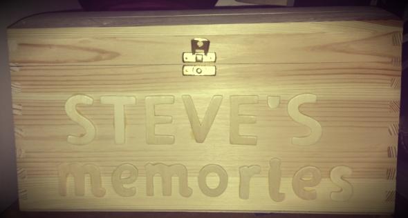 Memory box...