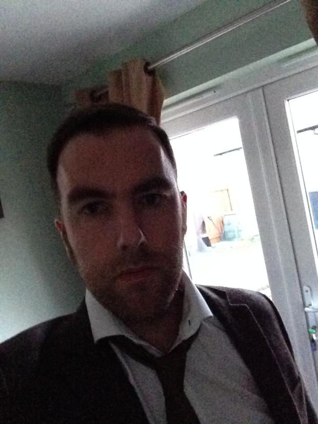 February 2014 Selfie