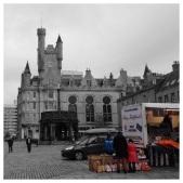 The Castlegate, Aberdeen...