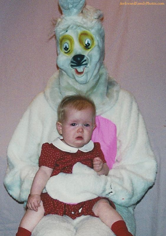 Awkward Easter Photos