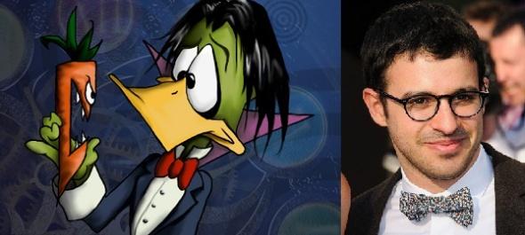 The New Duckula...