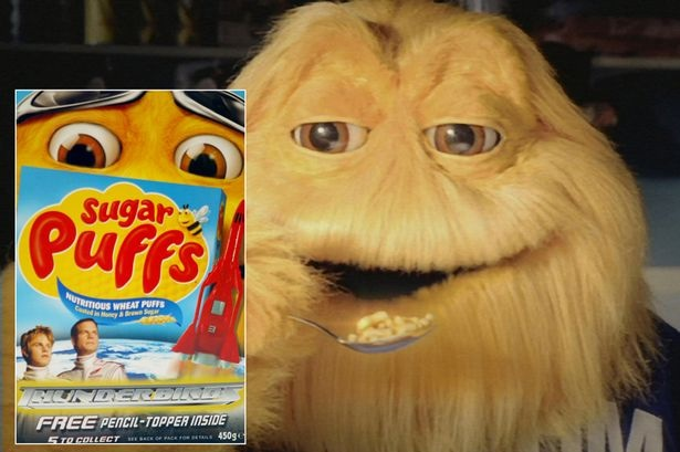 ... Don't Change Sugar Puffs To Honey Monster Puffs… | Steve Says