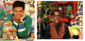 Phil & Andi - The Broom Cupboard Years...