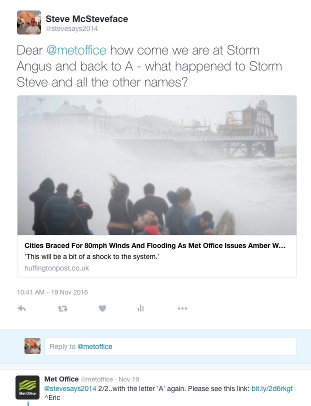 Storm Steve