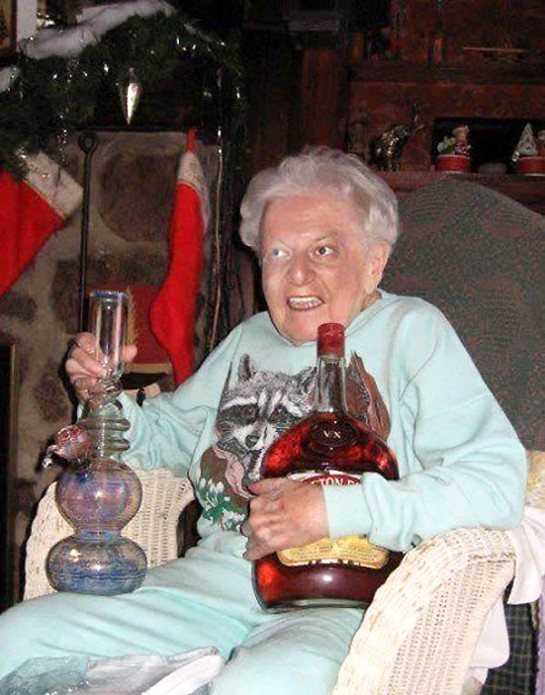"""4 - """"There's No One Quite Like Grandma"""""""