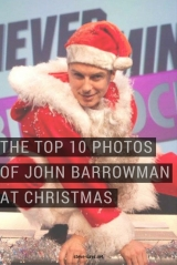 The Top 10 Photos Of John Barrowman At Christmas