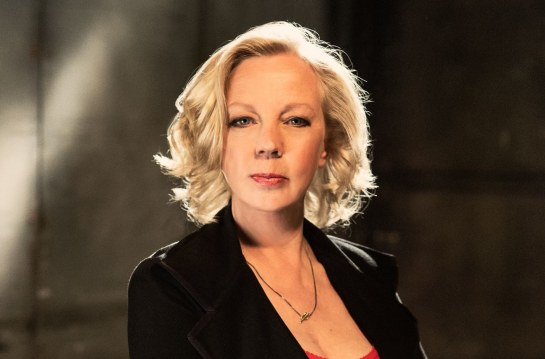 Programme Name: Dragons' Den - TX: n/a - Episode: n/a (No. n/a) - Picture Shows: Deborah Meaden - (C) BBC - Photographer: Andrew Farrington
