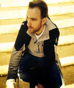 Blogger, Writer and DJ, Steve McPherson
