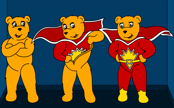 #ThrowbackThursday - SuperTed, Duckula, Button Moon And Aloada Finger Bobbins!