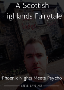 A Scottish Highlands Fairytale