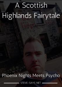 A Scottish Highlands Fairytale