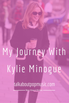 My Journey With Kylie Minogue