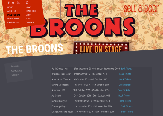The Broons Live Show