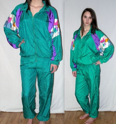 Shell Suits