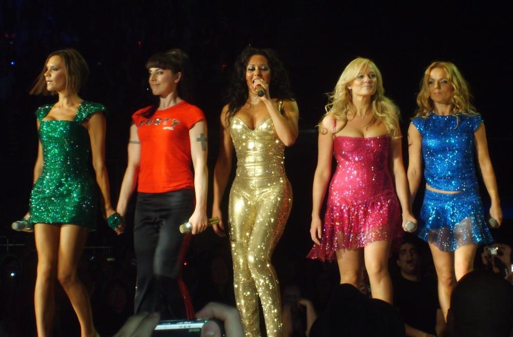Spice Girls Wannabe