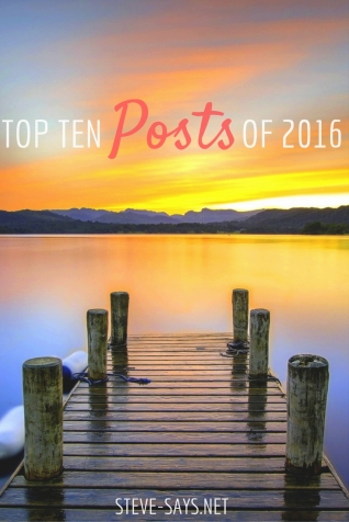 The Top Ten Posts Of 2016