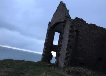 Slains Castle