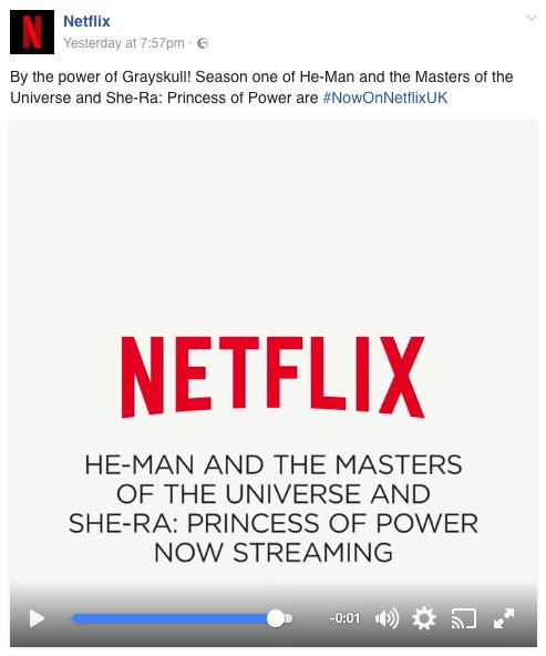 He-Man On Netflix