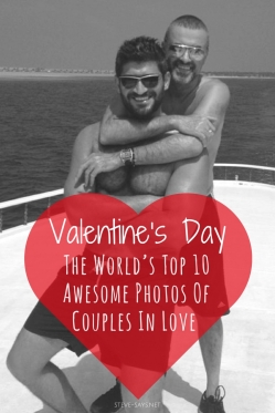 Valentine's Day: The World's Top 10 Awesome Photos Of Couples In Love - 2017 Edition
