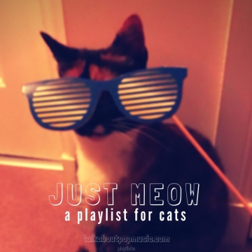 Just Meow - A Playlist For Cats