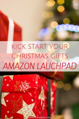 KICK START YOUR CHRISTMAS GIFTS: GET THEM AT AMAZON LAUNCHPAD