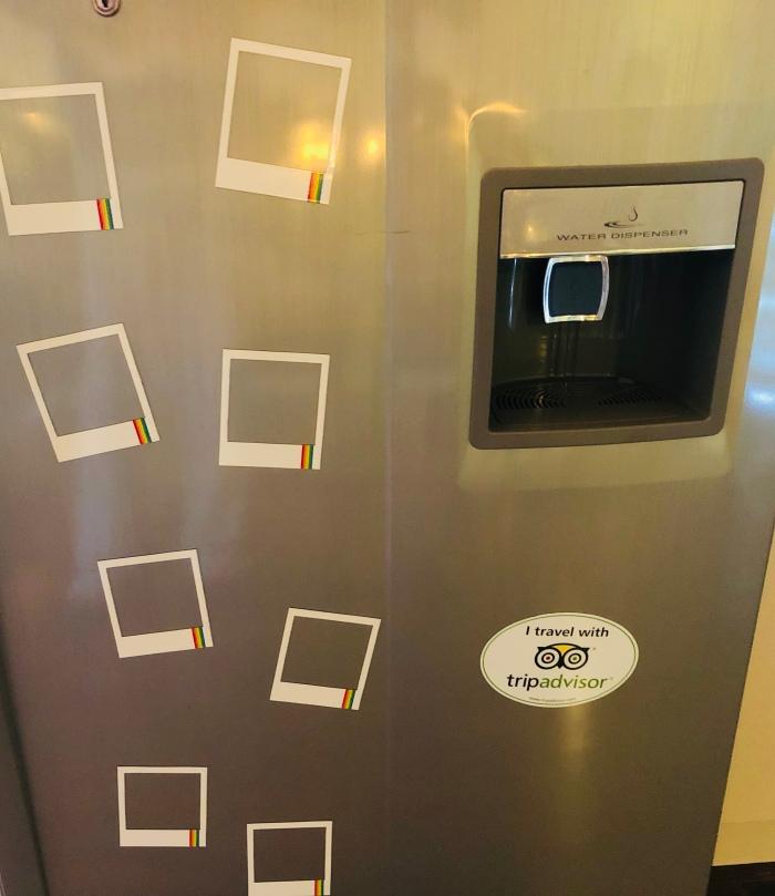 Polaroid Magnetic Frames